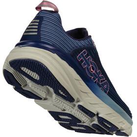 Hoka One One Bondi 6 - Zapatillas running Mujer - rosa/azul
